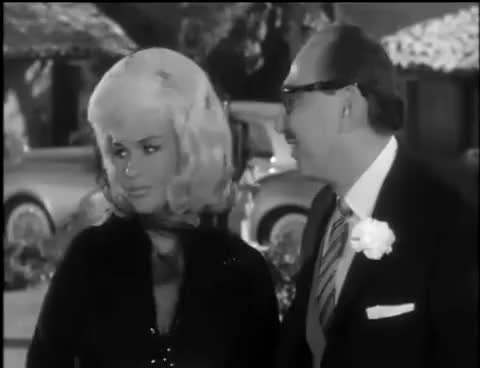 Jayne Mansfield Guest Star On  1964  TV Drama Complete Episode