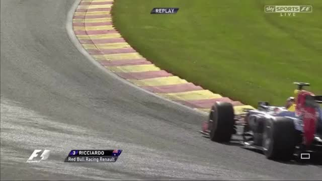 Watch Ricciardo's rear wing vortices (Williams in comments) [GIF] (reddit) GIF by @cubejam on Gfycat. Discover more Damnthatsinteresting, damnthatsinteresting GIFs on Gfycat