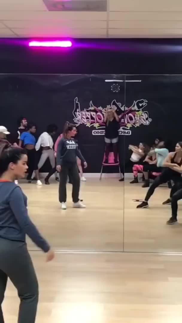 Watch and share Clarissa Molina Nalgona Bailando 1 GIFs on Gfycat