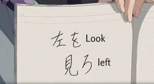 Watch What is a b i o l o g y? (reddit) GIF by @eriker on Gfycat. Discover more Anime, AnimeFaggotGifs GIFs on Gfycat