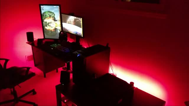 Watch Warning epilepsy GIF by @aegisx on Gfycat. Discover more Light, RGB, Rainbow GIFs on Gfycat