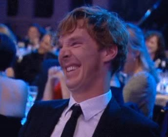 Watch and share Aw Yeah Benedict Cumberbatch GIFs on Gfycat