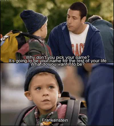 Watch and share Adam Sandler GIFs and Big Daddy GIFs on Gfycat
