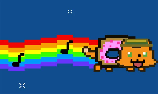 Watch and share Nyan-tastic Mother's Day Gif By Rally-the-Cheetah GIFs on Gfycat