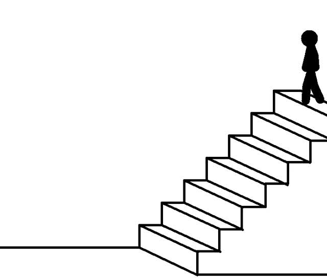 Watch and share Stairs GIFs on Gfycat