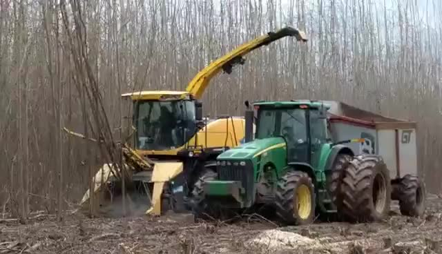 Watch and share Forage Harvester In Action! GIFs on Gfycat