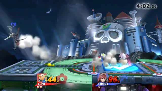 Watch vs Lucina pluck cancel fsmash GIF by @scherzogavotte on Gfycat. Discover more Replays, SmashBros, Super Smash Bros. GIFs on Gfycat
