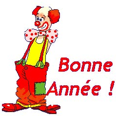 Watch and share Fete Bonne Annee 163 animated stickers on Gfycat