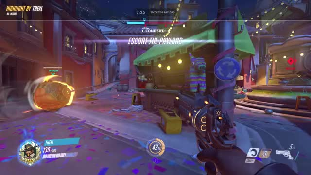 Watch and share Nano Boost GIFs and Overwatch GIFs by theexcel on Gfycat