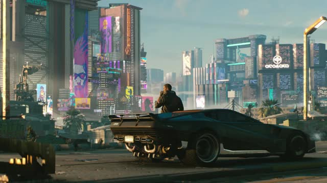 Watch E3 Cyberpunk2077 1 GIF on Gfycat. Discover more related GIFs on Gfycat