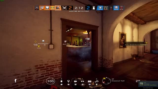 Watch Turn GIF by Zings. (@zings.) on Gfycat. Discover more Gaming, R6 GIFs on Gfycat