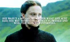 Watch and share Fandom Meme GIFs and Sansa Stark GIFs on Gfycat