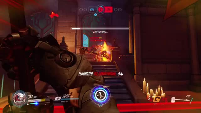 Watch Who's Got More Hardt? GIF on Gfycat. Discover more Reinhardt, overwatch, randomactsofgaming GIFs on Gfycat