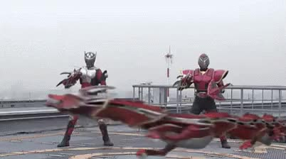 Watch Kamen Rider Ryuki GIF on Gfycat. Discover more related GIFs on Gfycat