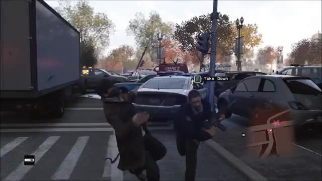 Watch Watch_Dogs : 2 Unused Takedowns GIF on Gfycat. Discover more related GIFs on Gfycat