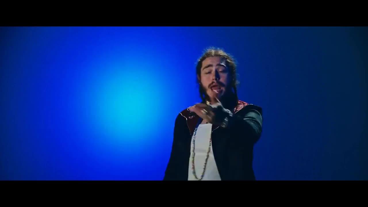 celebs, congratulations, hip, hop, malone, post, post malone, records, universal, Post Malone - Congratulations ft. Quavo GIFs