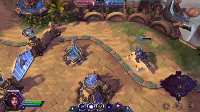 Watch Riding a horse? Overrated. GIF on Gfycat. Discover more Gaming, heroesofthestorm, hots GIFs on Gfycat