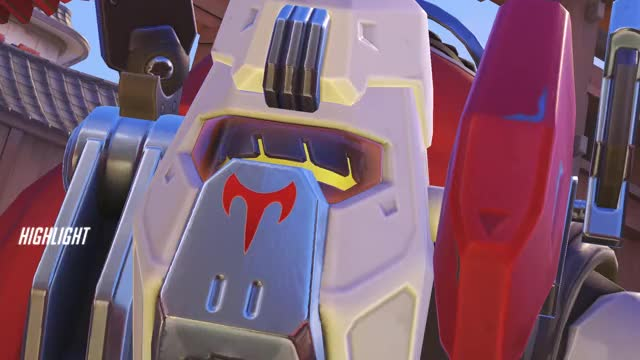 Watch and share Highlight GIFs and Overwatch GIFs by nyanjan on Gfycat