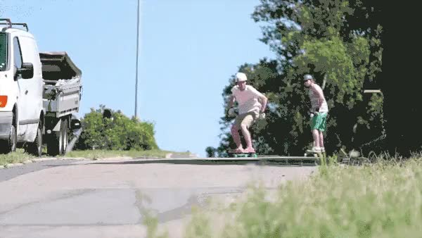 Watch and share [Request Fullfilled] Longboarding GIFs on Gfycat