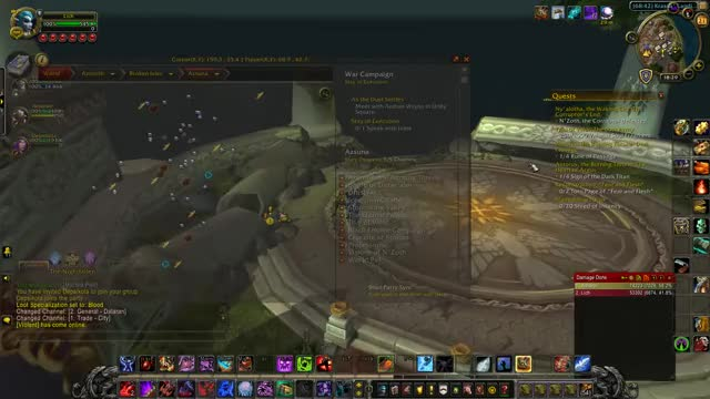 Watch and share World Of Warcraft - Retail 2020.02.21 - 18.30.07.03.DVR GIFs on Gfycat