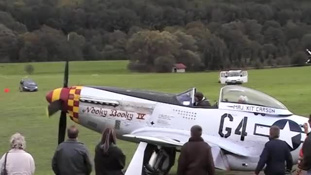 Watch and share Mustang P-51 Burning GIFs on Gfycat