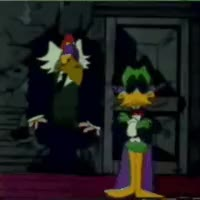 Watch and share Count Duckula Teleporting GIFs on Gfycat