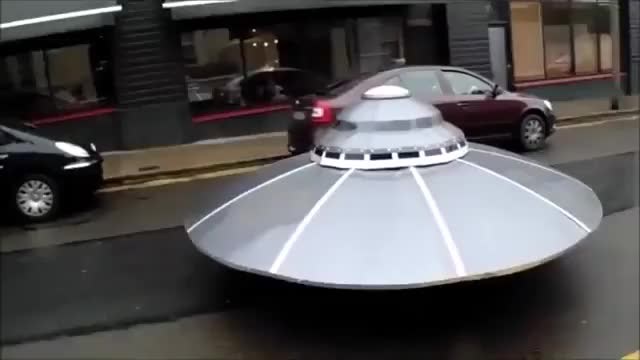 Watch and share UFO Police Chase In Ireland GIFs by Beef on Gfycat