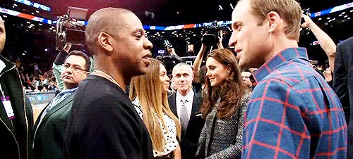 Watch and share Will And Jay Z Talking GIFs on Gfycat