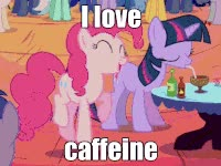 Watch caffeine, dancing, dance, pony, mylittlepony GIF on Gfycat. Discover more related GIFs on Gfycat