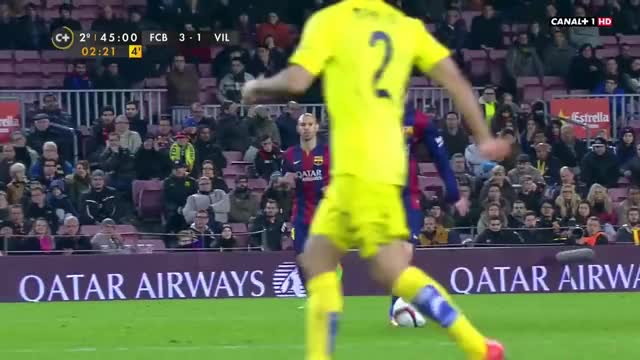 Watch and share Villarreal GIFs and Messi 2015 GIFs by FIFPRO Stats on Gfycat
