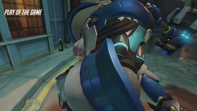 Watch Swing Away, Rein. Swing Away.  GIF by Sy Valentine (@syvalentine) on Gfycat. Discover more overwatch GIFs on Gfycat