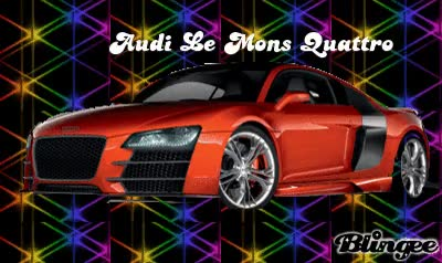Watch and share Audi Le Mons Quattro GIFs on Gfycat