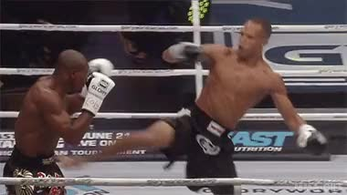 Kickboxing Doesn't Get the Love It Deserves GIFs