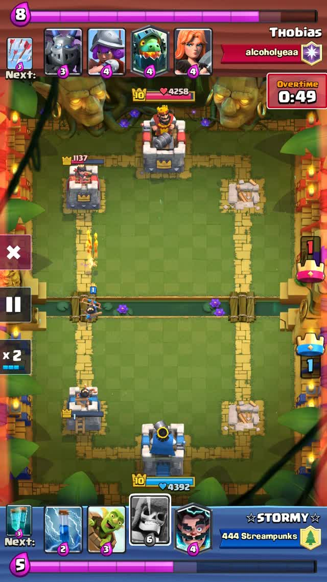 Watch and share Clash Royale GIFs and Clashroyale GIFs by Stormy on Gfycat