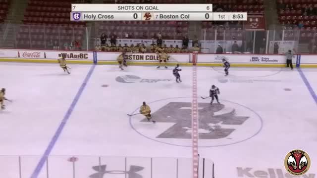 Watch 1 Watts (W) Holy Cross 2/1/19 GIF by @salzano14 on Gfycat. Discover more Colorado Avalanche, hockey GIFs on Gfycat