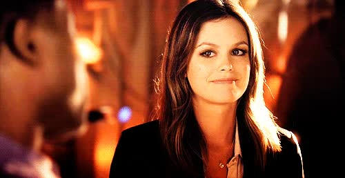 Watch and share Rachel Bilson GIFs and Smiling GIFs on Gfycat