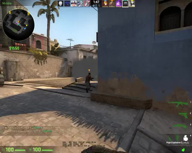 "Watch and share Csgo GIFs by Frederik ""Legendahkiin""  on Gfycat"