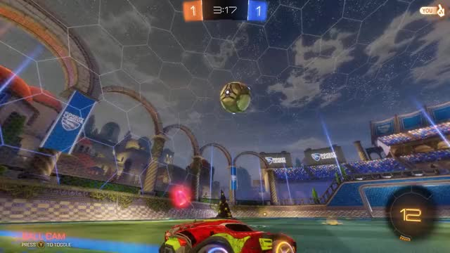 Watch and share Rocket League GIFs by bo0td on Gfycat