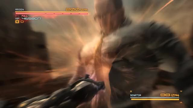 Watch and share Metal Gear Rising Revengeance 2018.07.03 - 23.47.33.03 GIFs on Gfycat