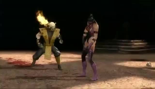 mk9 scorpion gifs search search share on homdor