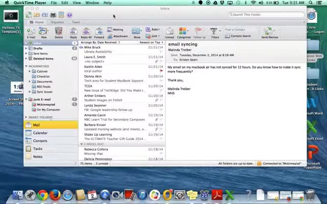 Watch and share Sync Outlook On Mac GIFs and Education GIFs by pekson scott on Gfycat