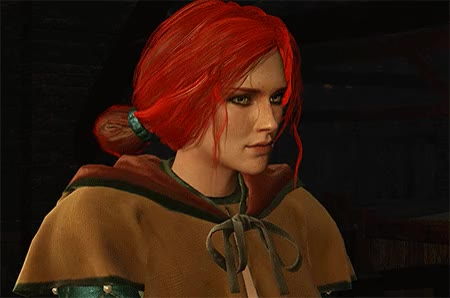 Watch and share OFFeine • Triss Merigold GIFs on Gfycat