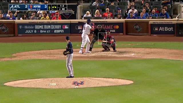 Watch and share Atlanta Braves GIFs and New York Mets GIFs by handlit33 on Gfycat