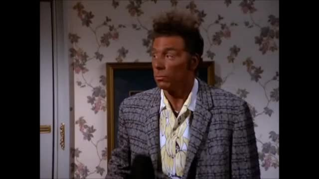 Watch and share Michael Richards GIFs and Seinfeld GIFs on Gfycat