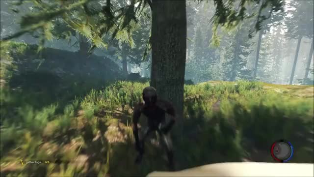 Watch [The Forest] Killing a cannibal GIF on Gfycat. Discover more 60fpsgaminggifs GIFs on Gfycat