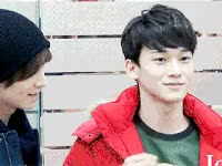 Watch exo, chen, jongdae, kpop GIF on Gfycat. Discover more related GIFs on Gfycat