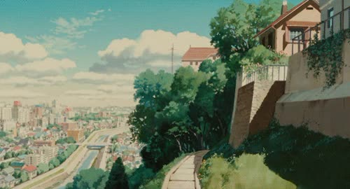 Watch and share Howls Moving Castle GIFs and My Neighbor Totoro GIFs on Gfycat