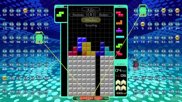 Watch Grort - Undeserved first win at #Tetris99 #Tetris #NintendoSwitch Shame it's just after the event. Oh well! GIF on Gfycat. Discover more Grort GIFs on Gfycat