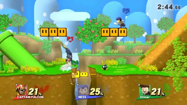 Watch item combo GIF on Gfycat. Discover more replays, smashbros, super smash bros. GIFs on Gfycat