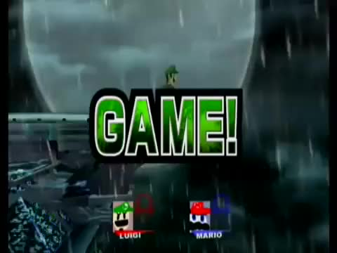 Luigi kills everyone with his taunt (reddit) GIF | Find, Make